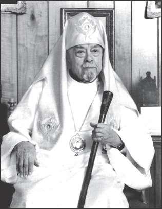 Мстислав (Скрыпник), «Святейший Патриарх Киевский и всея Украины» США, 1990 г.