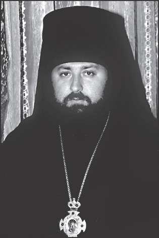Антоний (Масендич), Управляющий делами Патриаршей канцелярии УАПЦ. Киев, 1990 г.