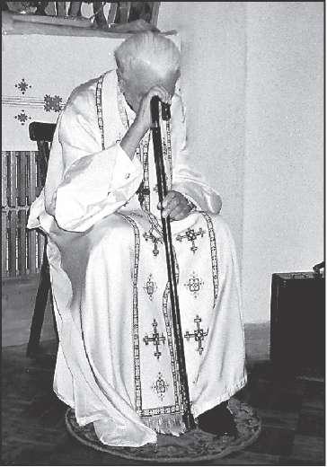 Ликвидация УАПЦ в 1992 году явилась личной трагедией для ее «патриарха» Мстислава (Степана Скрыпника, †1993)